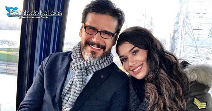 """Un día se irán de casa"" Hija de Jesús Adrián Romero se casa"