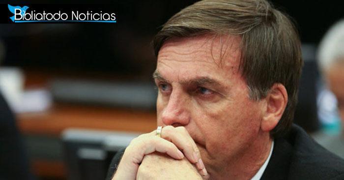 Bajo presión: Presidente de Brasil es asediado para que no cambie lugar de embajada