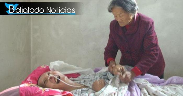 Sin perder sus esperanzas, mira lo que vivieron una madre y su hijo