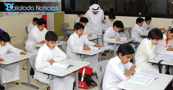 Ideas terroristas: Niños aprenden a como matar cristianos con libros de escuela