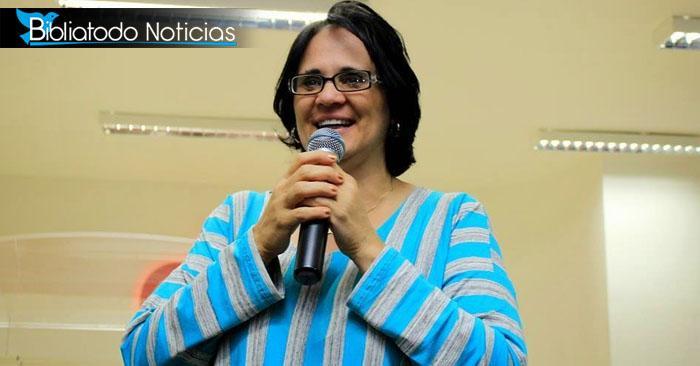 Sembrando valores en la política, pastora se podría convertir en Ministra de Brasil