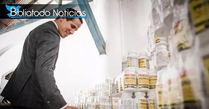 Aliado a organizaciones cristianas, Juan Guaidó hace entrega del primer lote de Ayuda Humanitaria en Venezuela