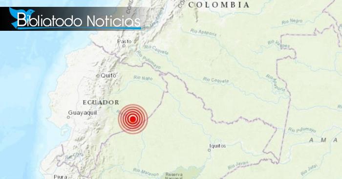 ECUADOR: Sismos de gran magnitud despiertan a toda su población esta madrugada