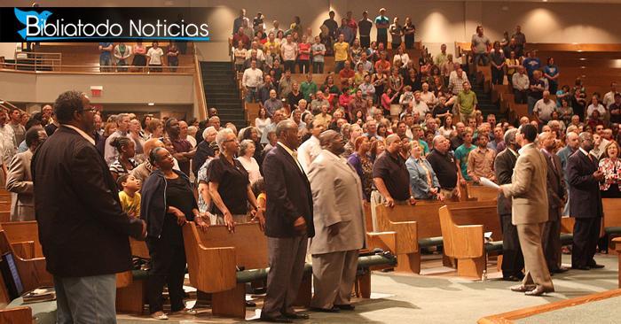 """""""La Voz de Dios"""" se escucha en conferencia cristiana en contra de planes LGBT dentro las iglesias"""