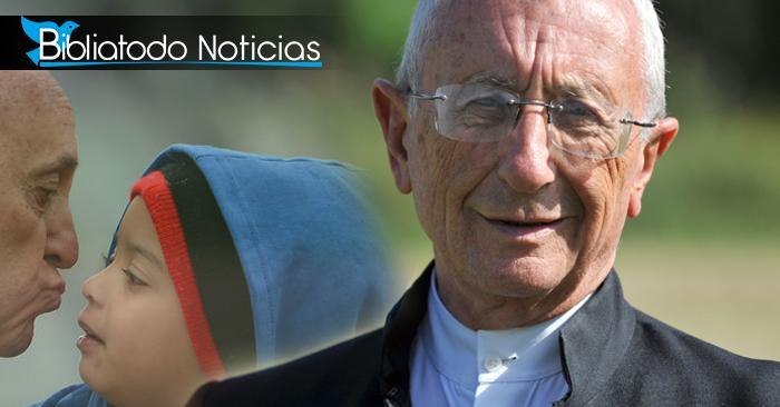 """""""En busca de Ternura"""", así justifica sacerdote francés abuso de niños en iglesia católica"""
