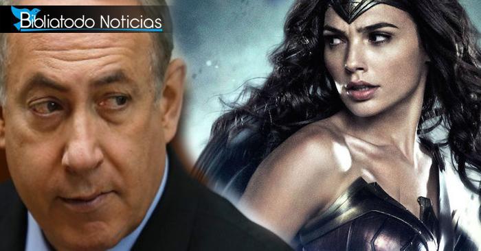 """¡ENFRENTADOS! """"La Mujer Maravilla"""" desafía declaraciones de Nethanyahu sobre árabes en Israel"""