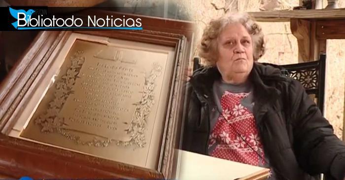 """Objeto """"bendecido"""" es usado por Dios para salvar a una anciana"""