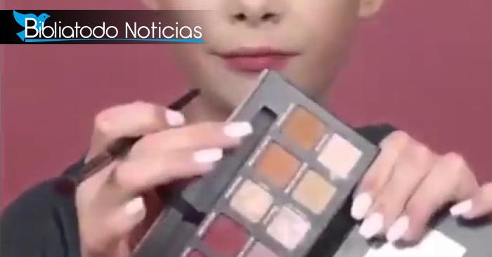 """Padres que se oponen a lecciones de maquillaje LGBT """"escolar"""" han sido reprendidos por maestros"""