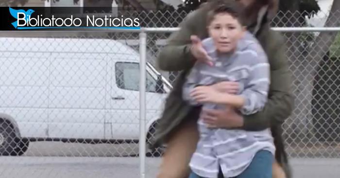 Por evitar una mala decisión de su hijo, niño autista es separado de su familia