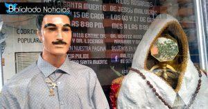 Jesús Malverde y La Santa Muerte