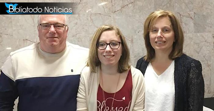 """Sobrevivientes: Mujer y su familia superan enfermedades """"incurables"""" para cumplir la voluntad de Dios"""