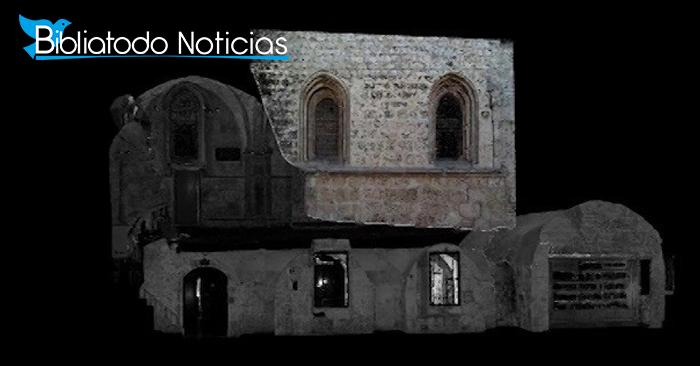 Científicos crean modelo 3D del lugar donde Jesús tuvo última cena con sus discípulos