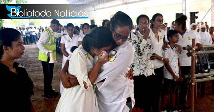 "Estado Islámico asume responsabilidad de ataques en Sri Lanka por ""venganza"""