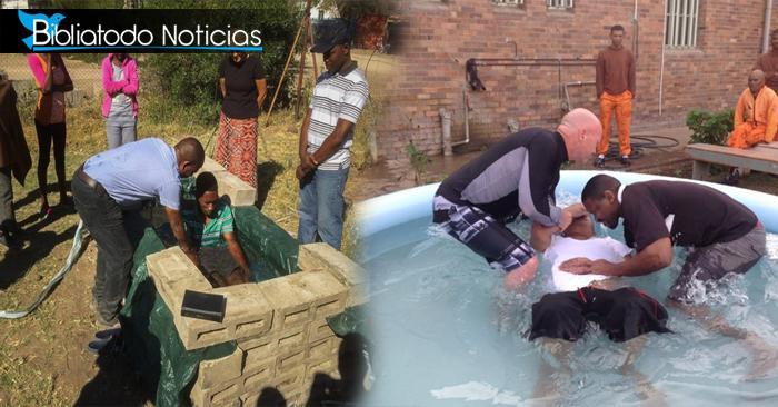 Situaciones críticas de los últimos tiempos propician bautismos improvisados en todo el mundo
