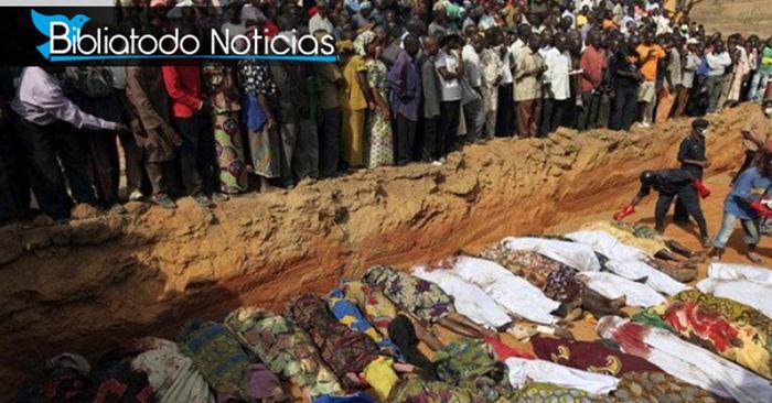 """""""El evangelio está siendo promovido a través de la persecución a los cristianos"""", afirma ONG"""