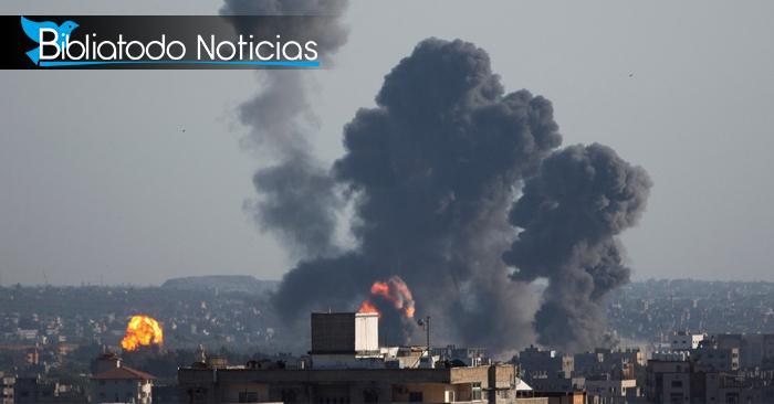 Israel vive el peor fin de semana de la historia tras bombardeos mortales