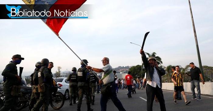 """""""La liberación de Venezuela no viene de hombres sino de Dios"""" dijo pastor sobre actuación de Guaidó"""