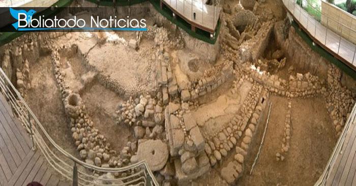 HALLAZGO Revelada existencia romana en ciudad bíblica mucho antes de lo que describe la Biblia