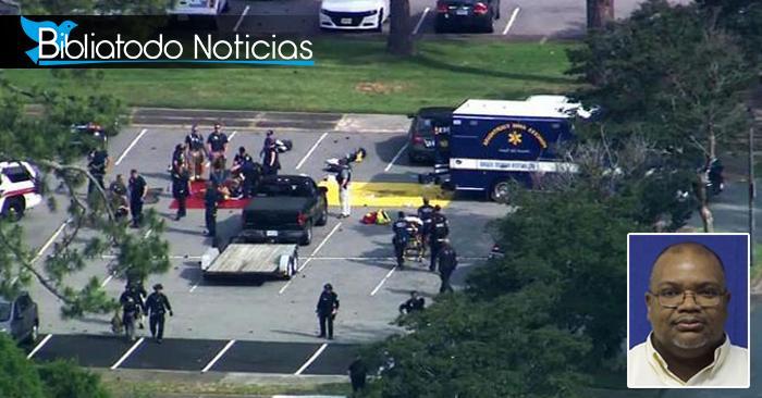 """""""Héroe cristiano"""": Salva a 7 personas en medio de un tiroteo en Virginia Beach"""