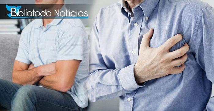 Los infartos son causados por la falta de perdón, afirman estudios médicos