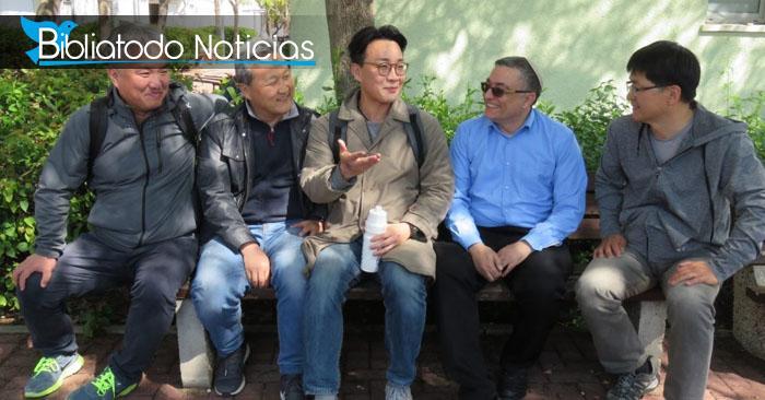 EJEMPLAR: Miles de coreanos viajan hasta Israel para estudiar Biblia