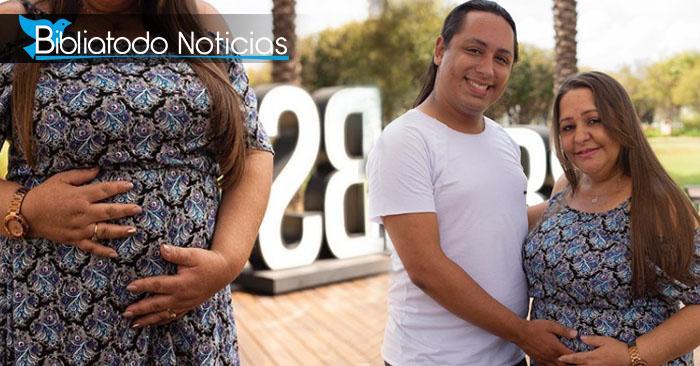 En Brasil: Mujer da a luz a sus nietos para cumplir el sueño de su hijo gay
