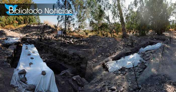 ¡Gran descubrimiento! Arqueólogos israelíes hallan lugar de nacimiento del apóstol Pedro