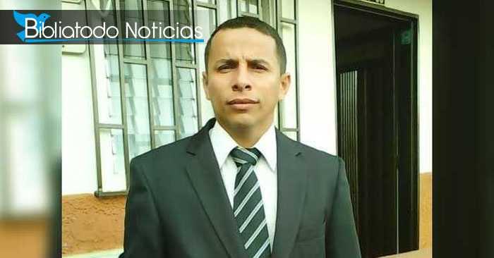 COLOMBIA: Crimen organizado asesina a pastor frente a sus hijas por manifestar en contra de la violencia.