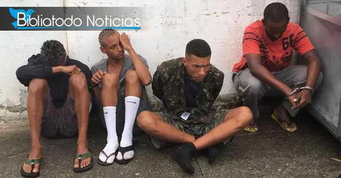 Traficantes usan el nombre de Jesús para cometer crímenes y actos terroristas