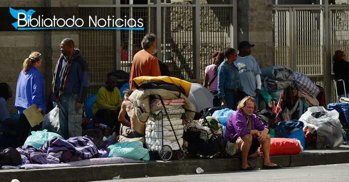 Alerta en EE.UU por contagio de lepra a través de personas sin hogar.