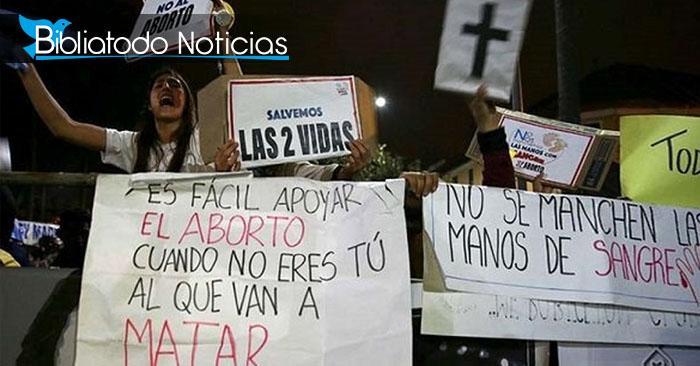 Ecuador rechaza la despenalización del aborto por la oración del pueblo cristiano