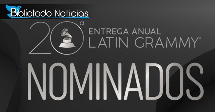 Estos son los artistas cristianos nominados al Latin Grammy 2019