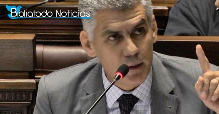 """""""Exigimos que respeten los derechos de los evangélicos"""" dice diputado de Uruguay."""