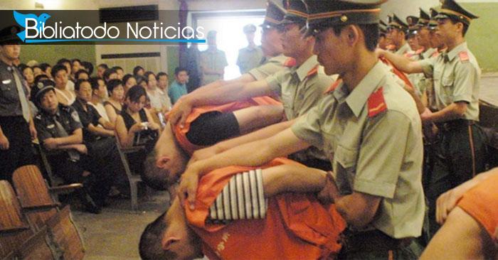 Gobierno de China extrae órganos a la fuerza a las víctimas de persecución religiosa