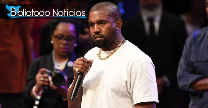 Rapero Kanye West predica por primera vez en una mega iglesia de EE.UU.
