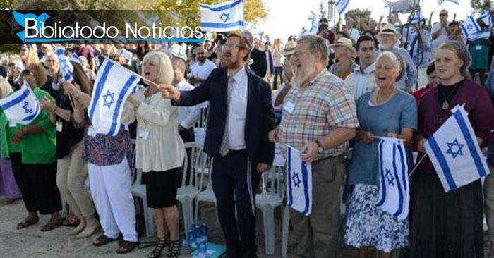 Cristianos y judíos se unen para orar por la paz de Jerusalén