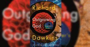 "Portada del libro ""Outgrowing God"", escrito por Richard Dawkins"