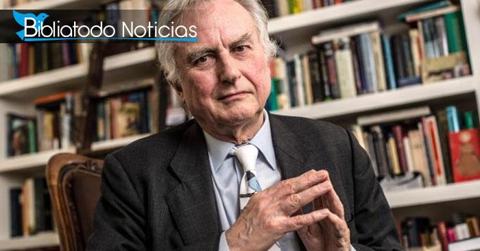 Foto del escritor y ateo Richard Dawkins