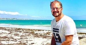 """Lee Grady, escritor y misionero cristiano; quien describe la historia de conversión de """"Bahram"""""""