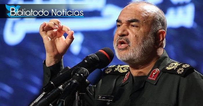 Hossein Salami, el mayor general del Cuerpo de la Guardia Revolucionaria de Irán
