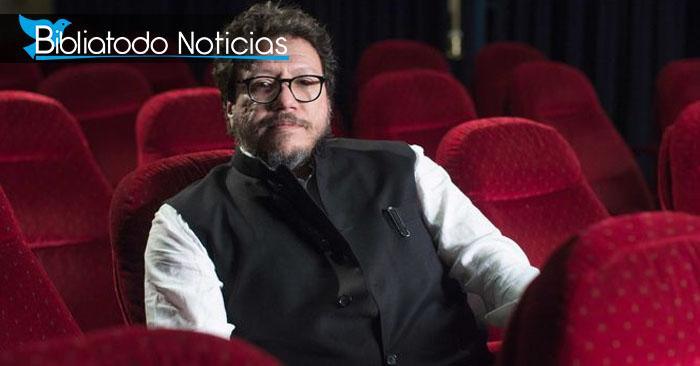 Foto del escritor y diplomático colombiano Santiago Gamboa